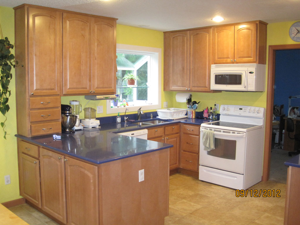Kitchen remodel matthew wolf for Redesign kitchen cabinets